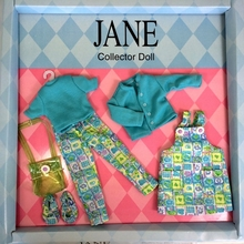 "JANE'S SUMMER SEPARATES - fit 14"" doll*"