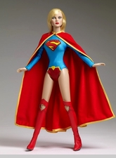 "16"" SUPERGIRL 52 - incl 2 pairs of hands"