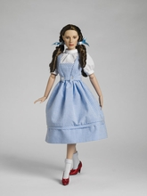 "15"" DOROTHY GALE - incl wicker basket"