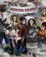 SINISTER CIRCUS - click here