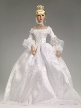 THE GLASS SLIPPER - outfit & wig*