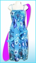 Aloha Beach Dress - 1526Blue
