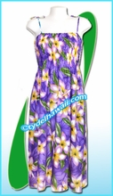 Aloha Beach Dress -1411Purple