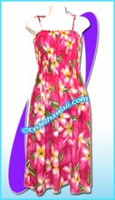 Aloha Beach Dress - 1412Pink