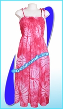 Aloha Beach Dress - 1422Pink