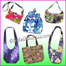 Hawaiian Bags, Backpacks, Purses