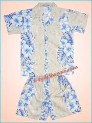 Boy Cabana Set - 805Cream