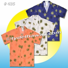 Boy Hawaiian Shirt - 435