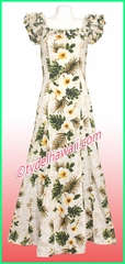 Classic Aloha Dress - 449Natural