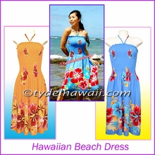 Hawaiian Beach Dress