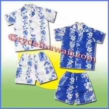 Hawaiian Boy Cabana Set - 4340