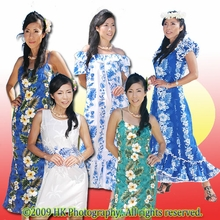 Women - Hawaiian Dresses