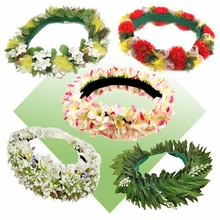 Hawaiian silk flower leis hawaiian wedding lei silk flower haku hawaiian haku leis hawaiian haku leis hawaiian silk flower headband mightylinksfo