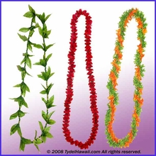 Hawaiian Long Leis