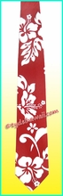 Hawaiian Necktie - 354Red