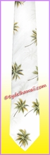 Hawaiian Necktie - 435White