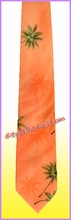 Hawaiian Necktie - 435Orange