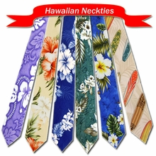 Hawaiian Neckties