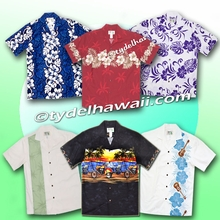 Men - Hawaiian Aloha Shirts