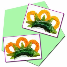Ilima Crown Hair Comb