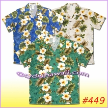 Aloha Hibiscus Women Hawaiian Shirt
