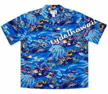 Island Tropical Fish Hawaiian Shirt