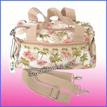 Ky's Palm Tree Nylon Shoulder/Hand Bag