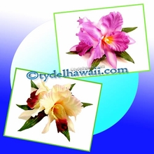 Large Cattleya Orchid Hair Clip