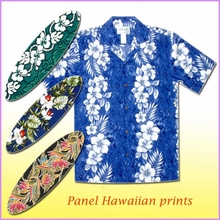 Panel Hawaiian Shirts