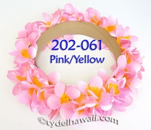 Pink/Yellow