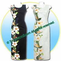 Hawaiian Paradise Dress - 437