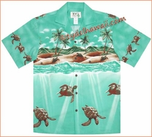 Sea Turtle Hawaiian Shirt