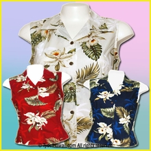 Sleeveless Blouse - 413