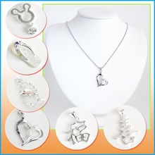 Solid Silver Necklaces