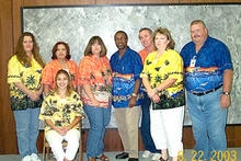 Staff from City  of Freeport, TX