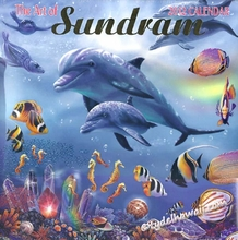 The Art of Sundram 2012 Calendar