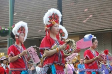 Tribes from Republic of China