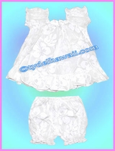 White Baby Doll Sets