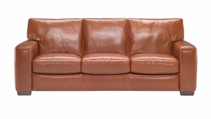 a492 natuzzi editions leather sofa