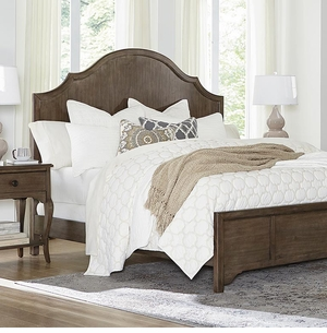 Adelle Panel Bed by Bassett