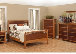 Amish Made Craftsman Bedroom Collection