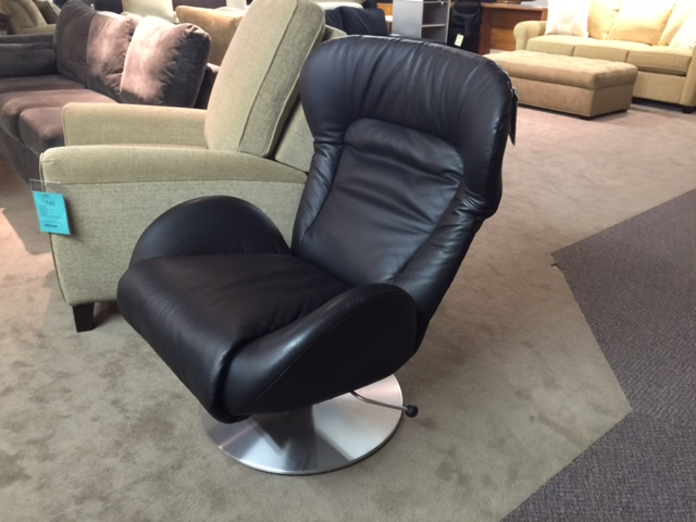 Amy Elegant Reclining Chair by Lafer