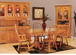 Ann Arden Amish Andover Dining Set