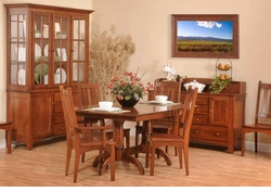 Ann Arden Amish Heritage Dining Set