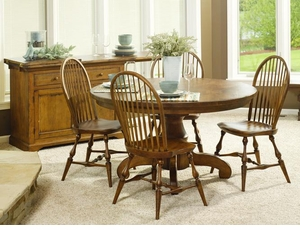 Ann Arden Amish Kensington Dining Set