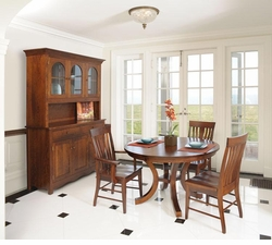 Ann Arden Amish Richmond Dining Set