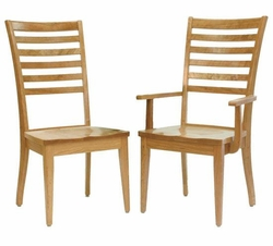 Ann Arden Amish Contemporary Shaker Chairs