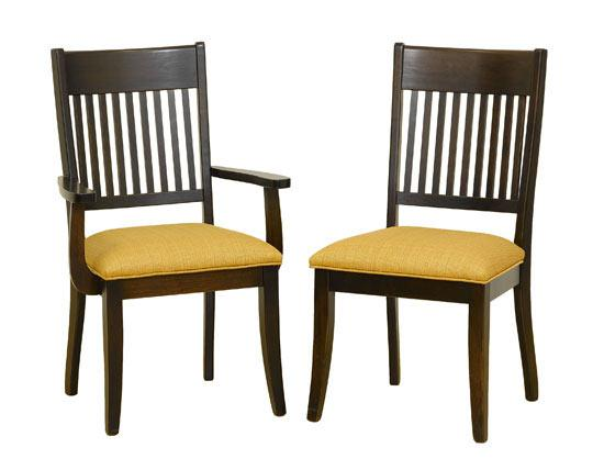 Ann Arden Amish Easton Dining Chairs