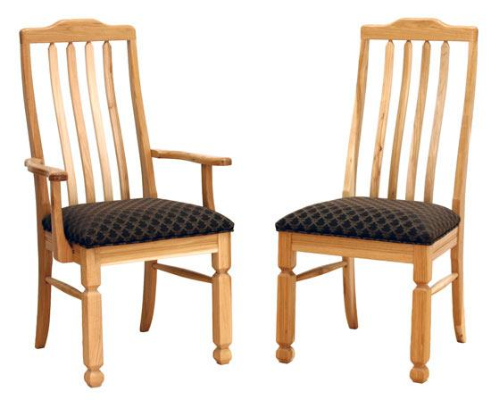 Ann Arden Amish Estate Dining Chair