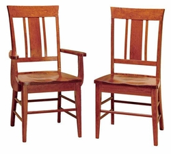 Ann Arden Amish Francisco Dining Chair